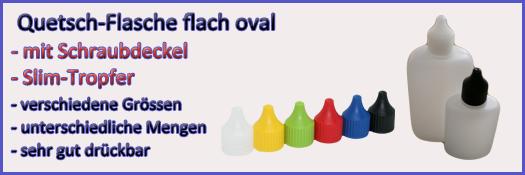 Oval Flaschen