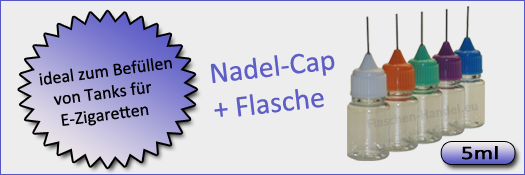 5 ml Nadelflasche (PET)