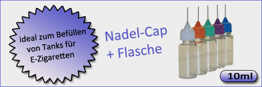 10 ml Nadelflasche (PET)