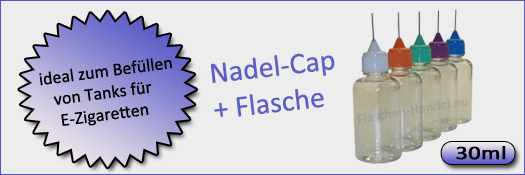 30 ml Nadelflasche (PET)