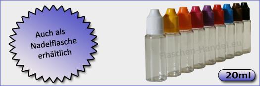 20 ml Flasche (PET)