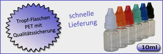 10ml Flaschen (PET) Q