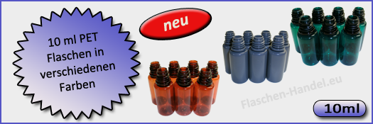 10ml Tropfflasche Color