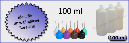 100ml needlebottle PE