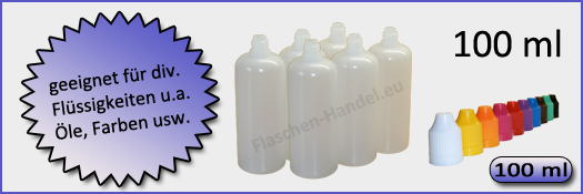 100ml Dropperbottle PE