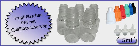 5ml Flaschen (PET) Q