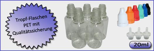 20ml Flaschen (PET) Q