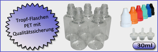 30ml Flaschen (PET) Q