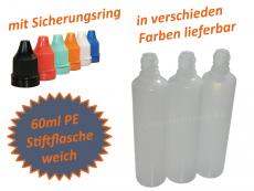 60 ml Tropf-Flasche - PE - Q - PEN