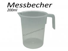 Messbecher transparent 200ml