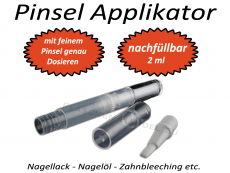 Pinselapplikator 2ml