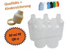 50ml Dropperbottle PE TC TYP2