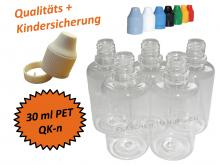 30 ml Tropf-Flasche - PET - QK TYP2