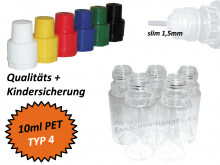 10ml Dropperbottle PET TC TYP4