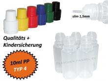 10 ml Tropf-Flasche - PP - QK TYP4