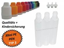 30ml Dropperbottle PE TC TYP3 Pen