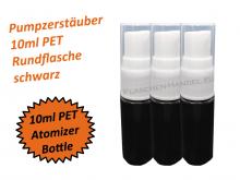 Atomizer Bottle PET 10ml